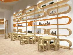 카우보이 유치원 기술 룸 도서관 독서실 가구와 디자인