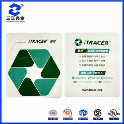 주문 설계되는 다채로운 수화물 전자 안전 제품 사용 지침 카드 꼬리표를 장악한다