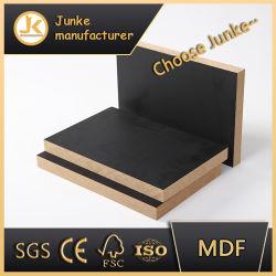 Scheda prezzo MDF laminato melammina bianca impermeabile da 18 mm Materiale da costruzione