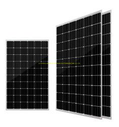 Solarmono alle schwarzen hohe Leistungsfähigkeits-Solarbaugruppee des 5bb 12bb schwarzen Silikon Perc Sonnenkollektor-310W 60cells
