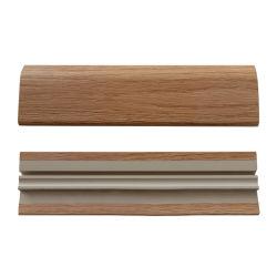 4mm ou mais espessa do que 4 mm Flooring Use acessórios Redutor de moldagem do CEP