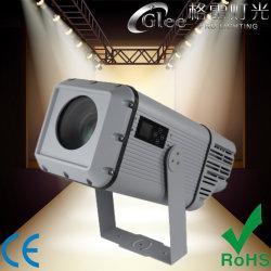 200W à LED gobo rotatif zoom image Logo extérieure de la lumière de projection