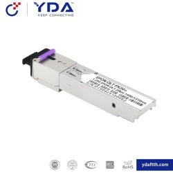 Module SFP Fibre d'alimentation de l'usine 1.25g 200km Gpon BTA Ont. Transceiver optique SFP