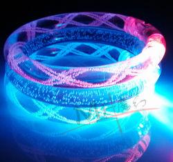 Материал ПВХ LED браслет/ LED браслет