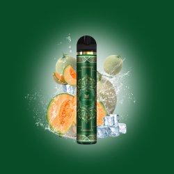Vapokiss 1500 퍼프 VK-King 전자 담배 일회용 Vape 펜 포드 도매 E 담배 OEM ODM 사용자 정의 환영