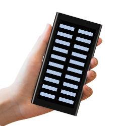 A energia solar Bank Carregador Móvel Banco Energia Carregadores Móvel 10000mAh carregadores de telefone