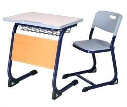 Горячая продажа одной школы учащийся письменный стол и стул