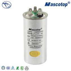 Cbb Capacitor Condensador do Condicionador de Ar Has Dupla 40/70/21