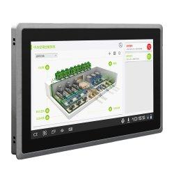Computador incorporado I3, I5, I7 Mini Ventiladores industriais Android PC industrial resistente tablet PC