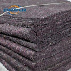 La aguja no perforado Guata Tela de algodón elástico textil hogar sofás Colchones