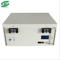 反盗難およびGPSのホームPVのSolar Energy記憶システム電気通信タワーのための48V 100ah 200ah 4.8kw 9.6kw LiFePO4のリチウムイオン電池