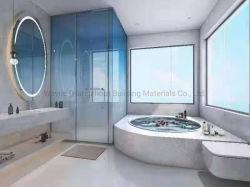 10mm claro vidrio templado con serigrafía Arte Diseño para aplicaciones exteriores interiores decorativos