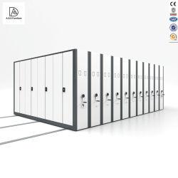 Het moderne Systeem van het Staal van de Opslag van de Documenten van de Bibliotheek van het Kantoormeubilair Hand Mobiele Opschortende