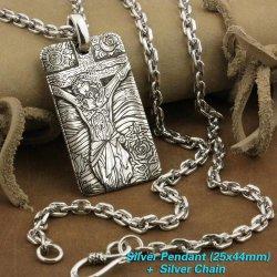 カスタムDIYの銀製のネックレスの吊り下げ式の方法宝石類