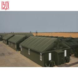 Grande tenda militare impermeabile ignifuga dell'esercito con la struttura dura