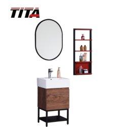 코너 목욕탕 미러 내각 또는 목욕탕 지면 서 있는 내각 또는 목욕 룸 내각 T9324