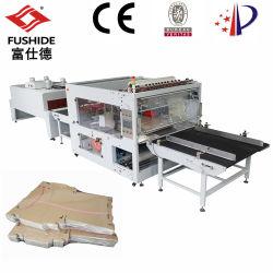 大きい製品か項目自動二重側面のシーラーまたはシーリング熱の収縮包装か、または詰まるか、またはPacakgingの機械または機械装置の生産ライン