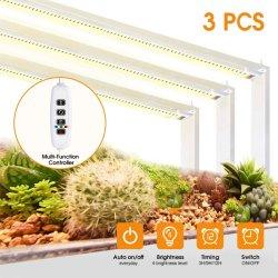 Marcação, RoHS listados 20W/LED Full LED duplo planta crescer 4ft 47polegadas, Luz do Tubo vermelho/azul/branco de Alta Eficiência do espectro e uniformemente com uniformemente e de alta eficiência