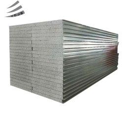 칼슘 규산 샌드위치 패널 컬러 스틸 방화 구조 실리콘 명판