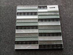L'acquazzone di vetro di Backsplash della barretta dell'hotel del ristorante della Camera della decorazione della pila di disegno moderno dell'obbligazione copre di tegoli il mosaico