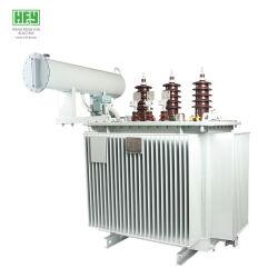 Low Loss 11kv Oil Type Distribution Transformer, 33kv Electrical Transformer, Factory &Manufacturer 30years met IEC COC Kema SNI SABS