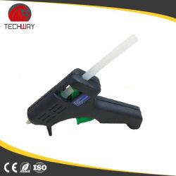 Energien-Hilfsmittel-Silikon-heiße Kleber-Gewehr mit Anti-Tropfenfänger Silikon