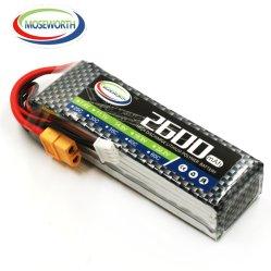 Batteria 6s Lipo Hardcase di RC per la versione Hpi Strada Xb di Emaxx di barra inversa di Traxxas 1/10 di Buggy elettrico di RTR