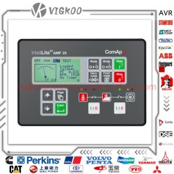 Controlo de compap do módulo de controlo do gerador Diesel Intelilite Amf25 genuíno Painel
