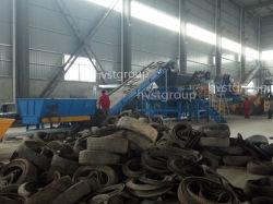 máquina de reciclagem de Pneus de sucata a reciclagem de pneus de granulado de borracha