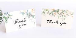 Cartoline d'auguri del documento della fabbrica di amore dell'innamorato del pacchetto che Wedding i regali della cancelleria delle cartoline del messaggio della scheda di giorno della madre di compleanno