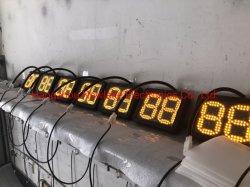 A rota de ônibus LED Display numérico