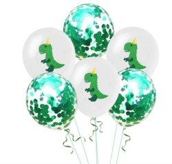 Décorations d'anniversaire de Dinosaures Dinosaures bébé Birthday Party ensembles de fournitures de garçon ou fille Anniversaire Ballons de dinosaures d'alimentation