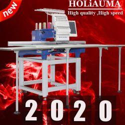 Holiauma1 HauptTajima Typ Stickerei-Maschine für Schuh-Kleid-Hut-Tuch-Leder-Stickerei mit grossem Stickerei-Bereich 500*800 mm/1200*360 mm/500*1200 mm
