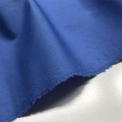 Используется для школьных рубашек 21*21 100*50 170GSM CVC 60/40 хлопка полиэфирная ткань