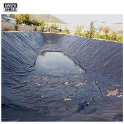 0.75mm 1.0mm 1.5mm 2.0mm Smooth White Black Green Blue HDPE 스리랑카 농업용 연못 라이너의 LLDPE 방수 거미네임막