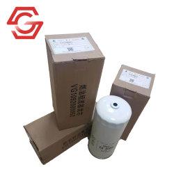 Filtro Diesel sobressalente para peças de camiões Sino HOWO/Shacman/FAW/Dongfeng/Foton