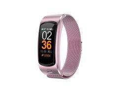 2021 Android und iOS Smart Watch Neues Produkt Made in China BLE Alarm Metall Teile Herstellung Gesundheit Überwachung Armbänder