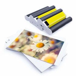 Fita de impressora Canon Selphy Papel Fotográfico Brilhante para a CP1200