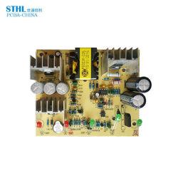 Placa de circuito impresso do inversor da placa de circuito da máquina de lavar a Placa de Circuito relógio LED