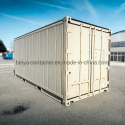 Nieuwe en gebruikte CSC 20FT stalen reefer transportcontainer met Gekoelde machine