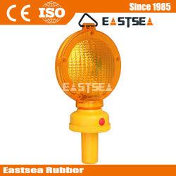 6 LED a Pilhas Handable Advertência Barricada Luz