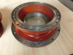 Composants de fonte grise coulage en sable Carter de boîte de transmission pièce de rechange de la machine