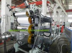 أشرطة حافة PVC 400 مم طرد صناعة خط الآلة
