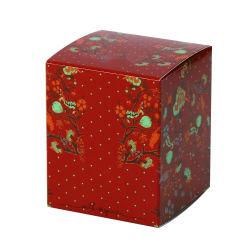 Fashion Custom Packing Box Dun Paper kleine theedoos