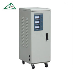 15kVA Xinpoming Máquina de chapa de metal de equipamentos de controle de tensão do Utilitário de proteção ambiental AVR pelo preço de fábrica do estabilizador de tensão
