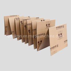 Continua de suministro continuo de la junta de papel corrugado de cartón en China