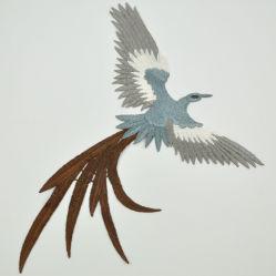 Мода птиц вышивка украшения для одежды