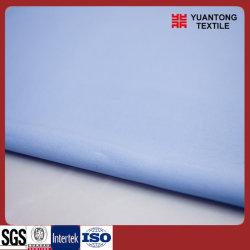 Tutto il tessuto della saia di colore 100%Cotton per l'uniforme dell'ospedale/banco/hotel
