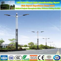 La conception de la lumière de la rue Pole 4-12m Pole lumière LED 200W