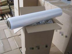 중국 제조 LLDPE 투명한 목제 깔판 포장 PE 뻗기 필름